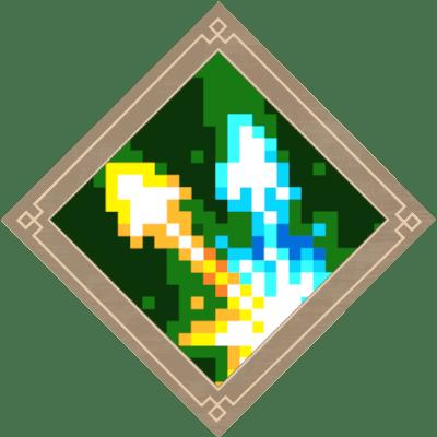 Minecraft Dungeons Bonus Shot Enchantment