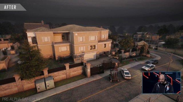 Rainbow Six Siege House Rework