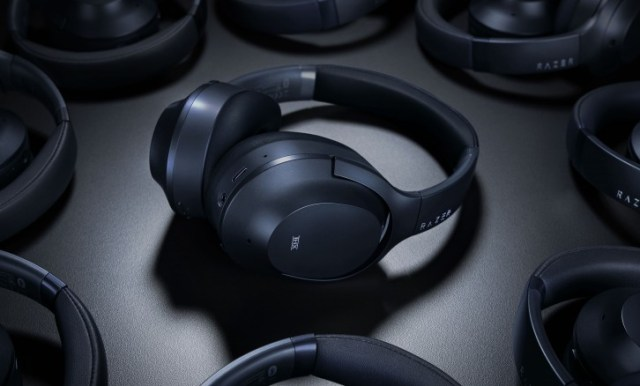 Razer announces Opus, a THX-certified pair of nice-looking, noise-cancelling headphones