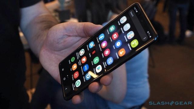 Samsung foldable phone Samsung Q1 Sales