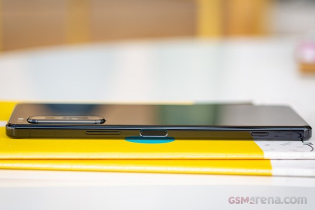 Sony Xperia 1 II in for review