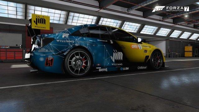 Forza 7 Chevy Cruze Williams