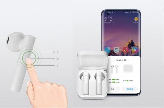 Xiaomi unveis AirDots 2 SE - a lite version of the AirDots 2s