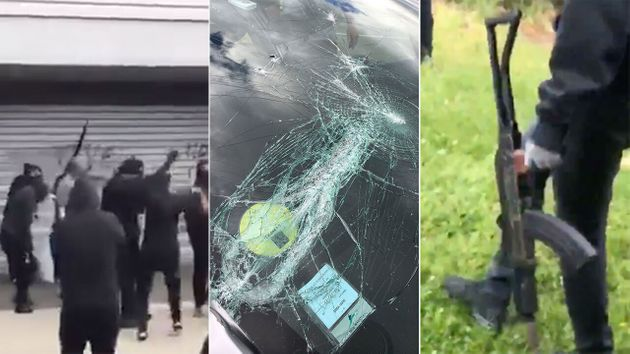Depuis plusieurs jours, le quartier des Grésilles à Dijon est le théâtre de violences entre les jeunes...