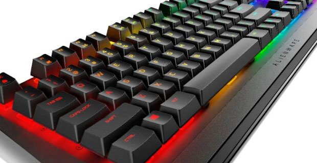 Clavier gaming Alienware AW410K