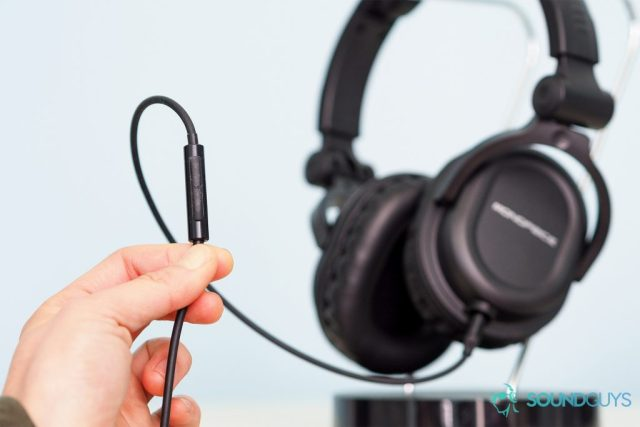 Best USB microphone: Monoprice 8323 headphone best under $50 remote mic comfort studio.