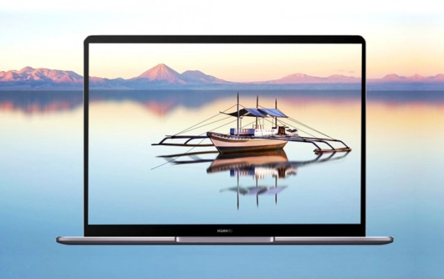 Huawei MateBook 13 AMD Edition available in the UK