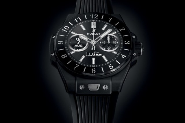 Hublot Big Bang e is a $5800 Swiss Android smartwatch