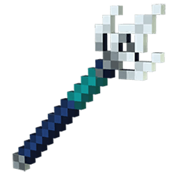 Minecraft Dungeons Whispering Spear