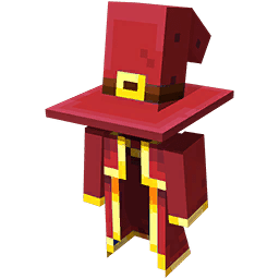 Minecraft Dungeons Ember Robe Armor