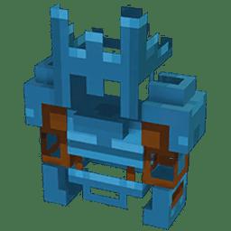 Minecraft Dungeons Frostbite Armor