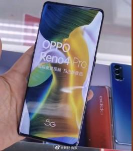 Oppo Reno4 Pro 5G live photos