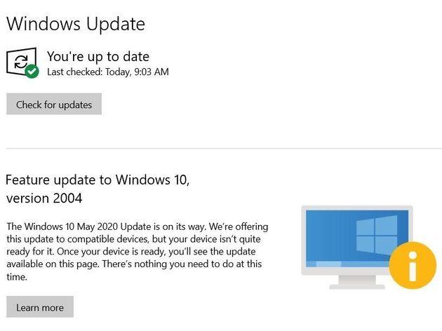 Microsoft publie un correctif pour les problèmes de disponibilité de la dernière mise à jour