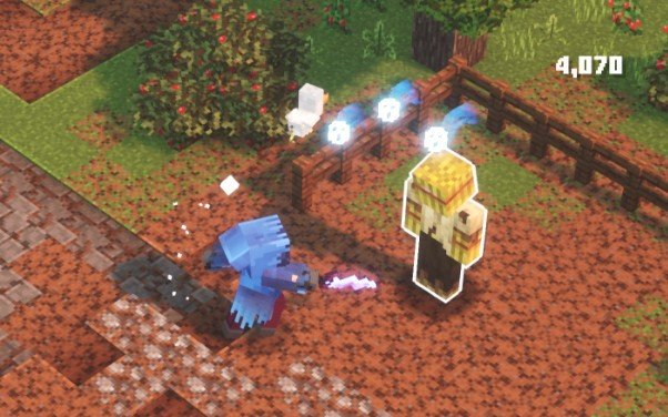 Minecraft Dungeons Souls