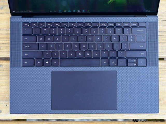 Dell Xps 15 9500 Keyboard Trackpad