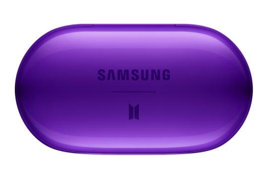 Samsung Galaxy Buds+ BTS Edition Case