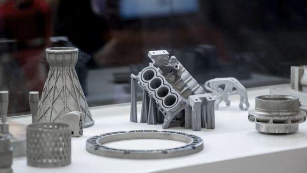 Sculpteo et BASF visent le marché de l'automobile avec de nouveaux matériaux d'impression 3D