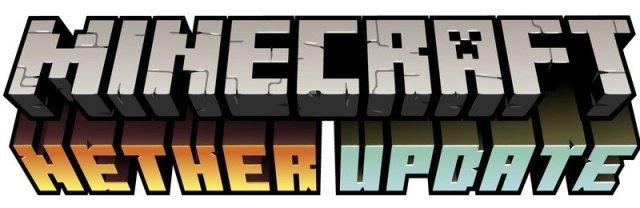 Nether Update logo