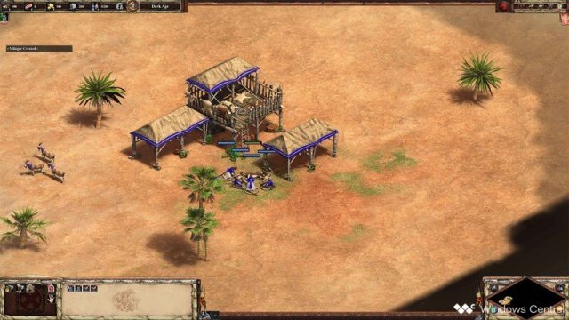 Age Of Empires II Scout Rush Sheep