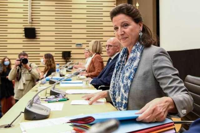 L'ex-ministre de la santéAgnès Buzyn, le 30 juin2020, à l'Assemblée nationale, à Paris.