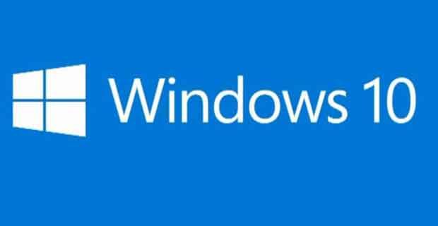 Windows 10 de Microsoft
