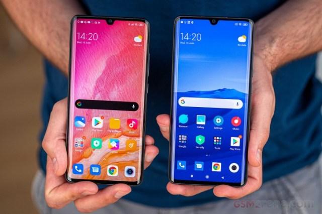 Xiaomi Mi Note 10 Lite in for review