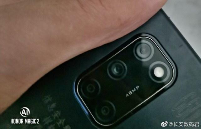 A mystery Honor or Huawei phone leaked