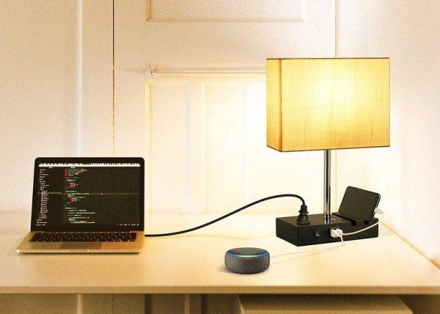 Dott Arts lamp