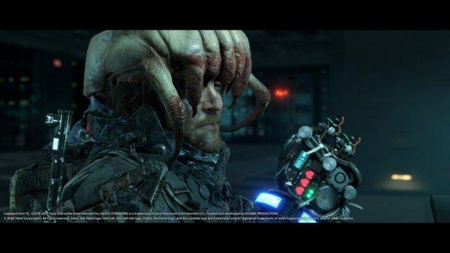 Death Stranding PC Port Half Life