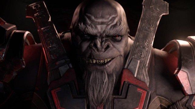 Halo Infinite War Chief Escharum