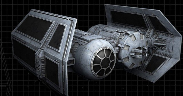 Star Wars Squadrons Tie Bomber
