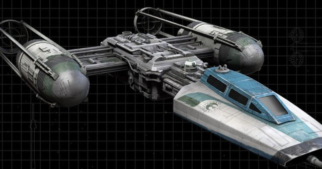Star Wars Squadrons Y Wing