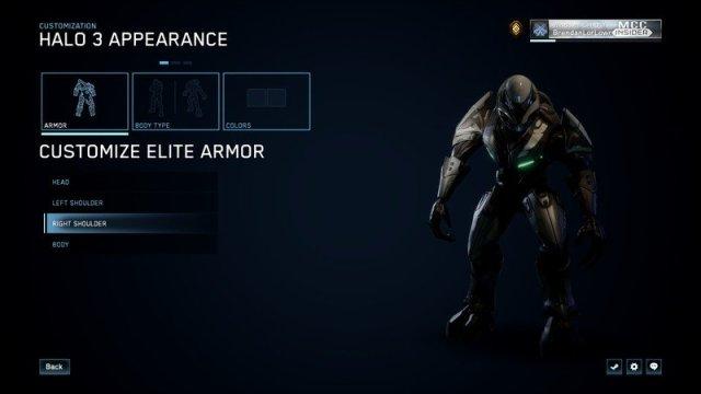 Halo 3 customization