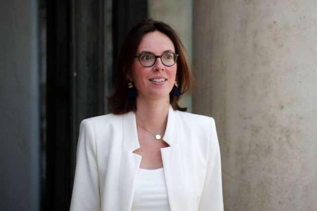 Amélie de Montchalin, le 7 juillet à Paris.