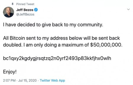 Major Twitter account scam sed high-profile handles to scam people for Bitcoin
