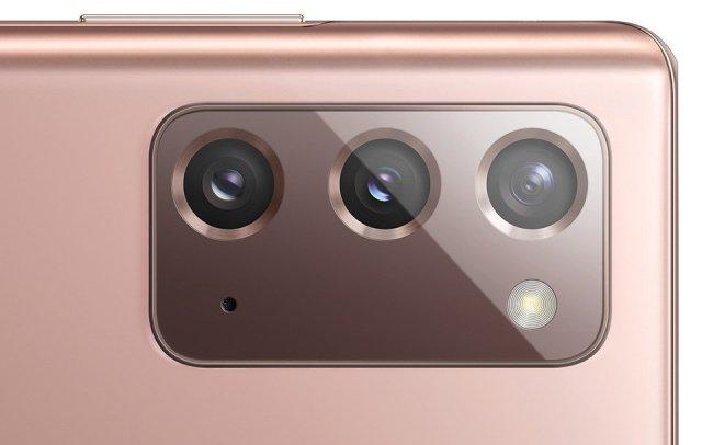 Samsung Galaxy Note 20 Triple Camera