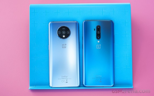 New beta for OnePlus 7T and 7T Pro optimizes auto-brightness, brings new security patches