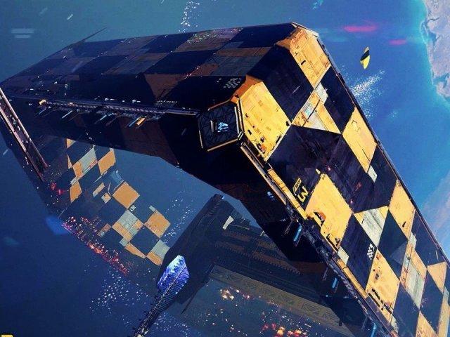 Hardspace: Shipbreaker berth