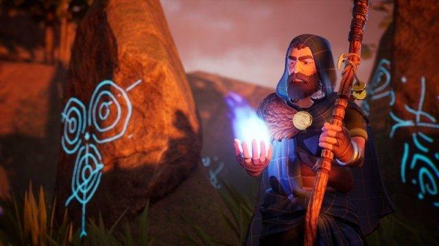 Waylanders Druid