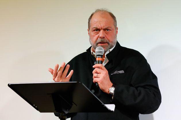 Éric Dupond-Moretti, ministre de la