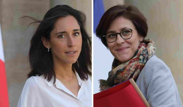 Les secrétaires d'Etat Brune Poirson et Christelle Dubos ne figurent pas dans l'organigramme du gouvernement