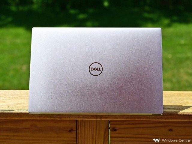 Dell Xps 15 9500 Logo