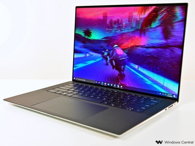 Dell Xps 15 9500 Review Hero
