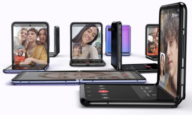 Samsung Galaxy Z Flip 5G goes official with Snapdragon 865+, two new colors