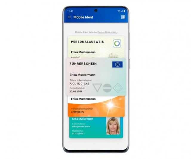 Samsung to allow German citizens to store their ID card in the smartphone