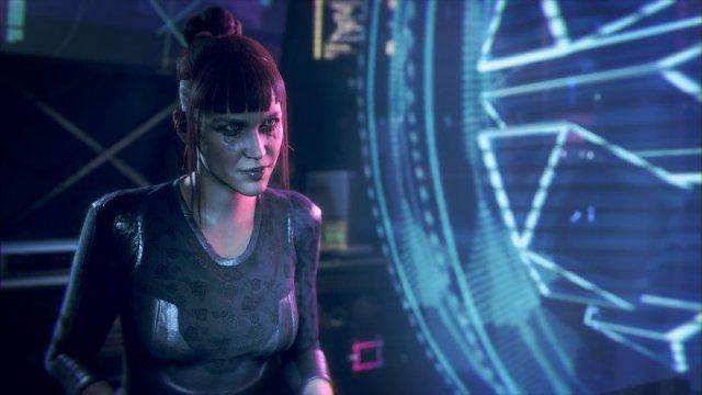 Sabine in Watch Dogs: Legion