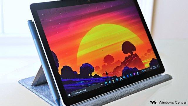 Surface Go 2 Hero