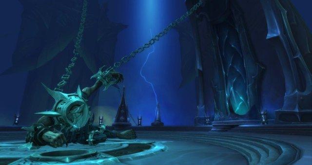 World Of Warcraft Shadowlands Runecarver