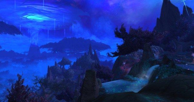 World Of Warcraft Shadowlands Ardenweald Vista