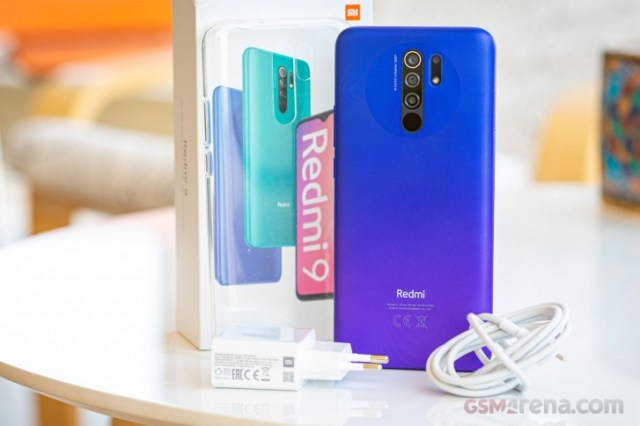 Xiaomi Redmi 9 in for review